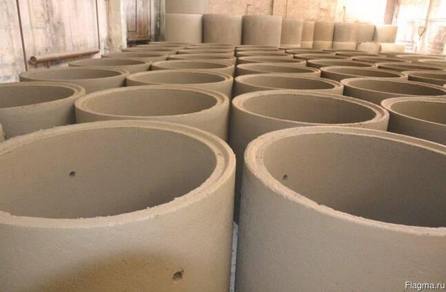 Пластиковая вставка в колодец из бетонных колец - порядок установки и уход