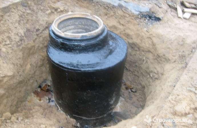 Гидроизоляция колодца из бетонных колец: снаружи, внутри и пропитка