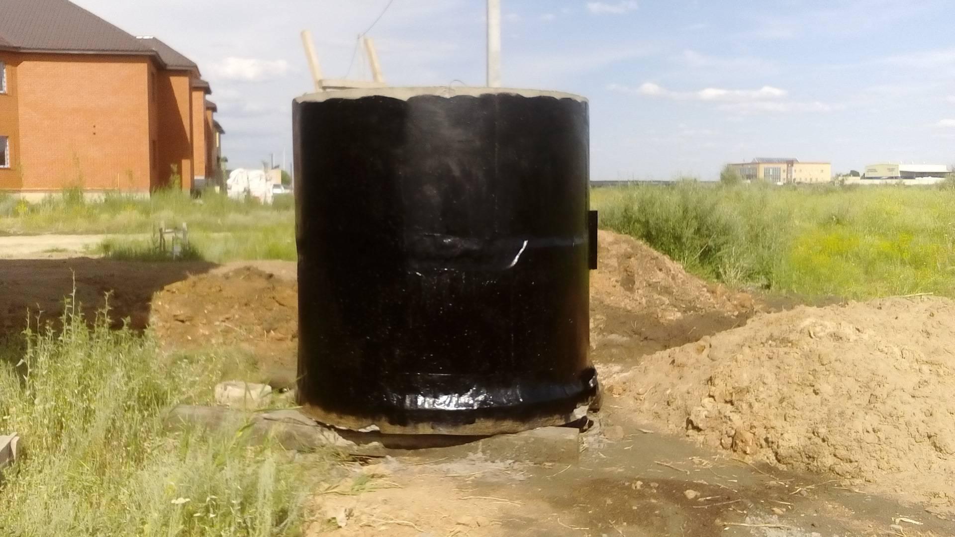 Как построить септик своими руками для частного дома с высоким уровнем грунтовых вод – zelenj.ru – все про садоводство, земледелие, фермерство и птицеводство