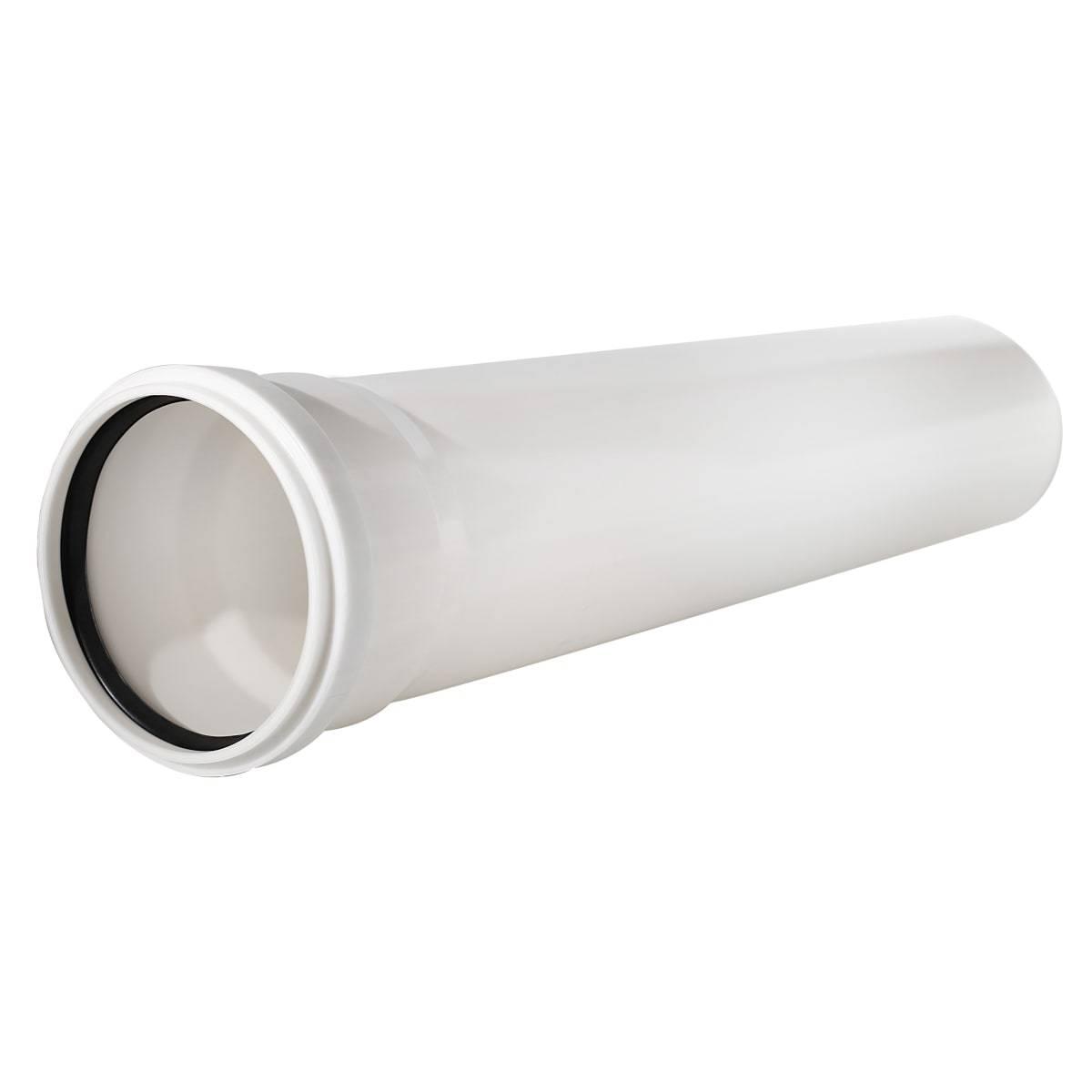 Бесшумные трубы для канализации: шумопоглощающие, малошумные