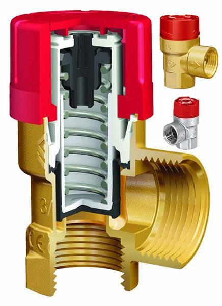 Обратный клапан для отопления – устройство и установка клапана