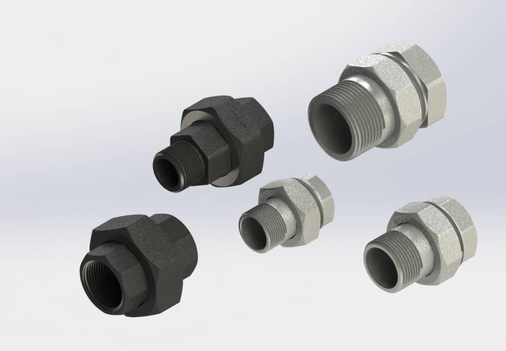 Как соединить металлические трубы без сварки: методы, особенности монтажа