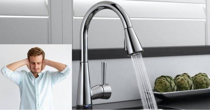 Почему гудит кран в ванной? шумы и течи смесителей и чем может грозить несвоевременное обращение к специалисту