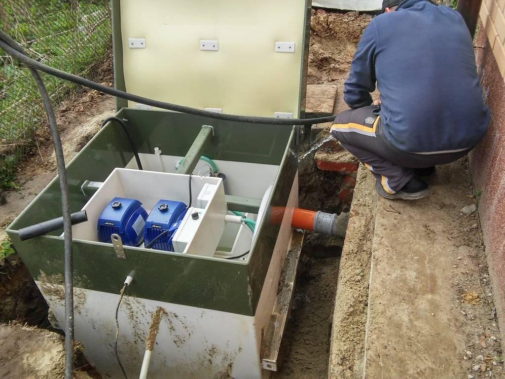 Септик тополь – принцип работы очистной станции и отзывы владельцев