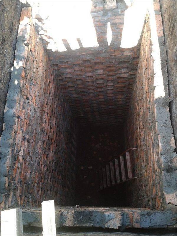 Онлайн расчет круглой выгребной ямы септика из кирпича для канализации в частном доме
