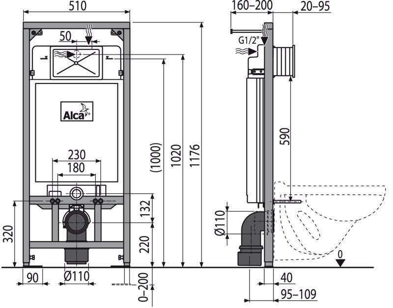 Подвесной унитаз с инсталляцией: как выбрать, плюсы и минусы, монтаж – ремонт своими руками на m-stone.ru
