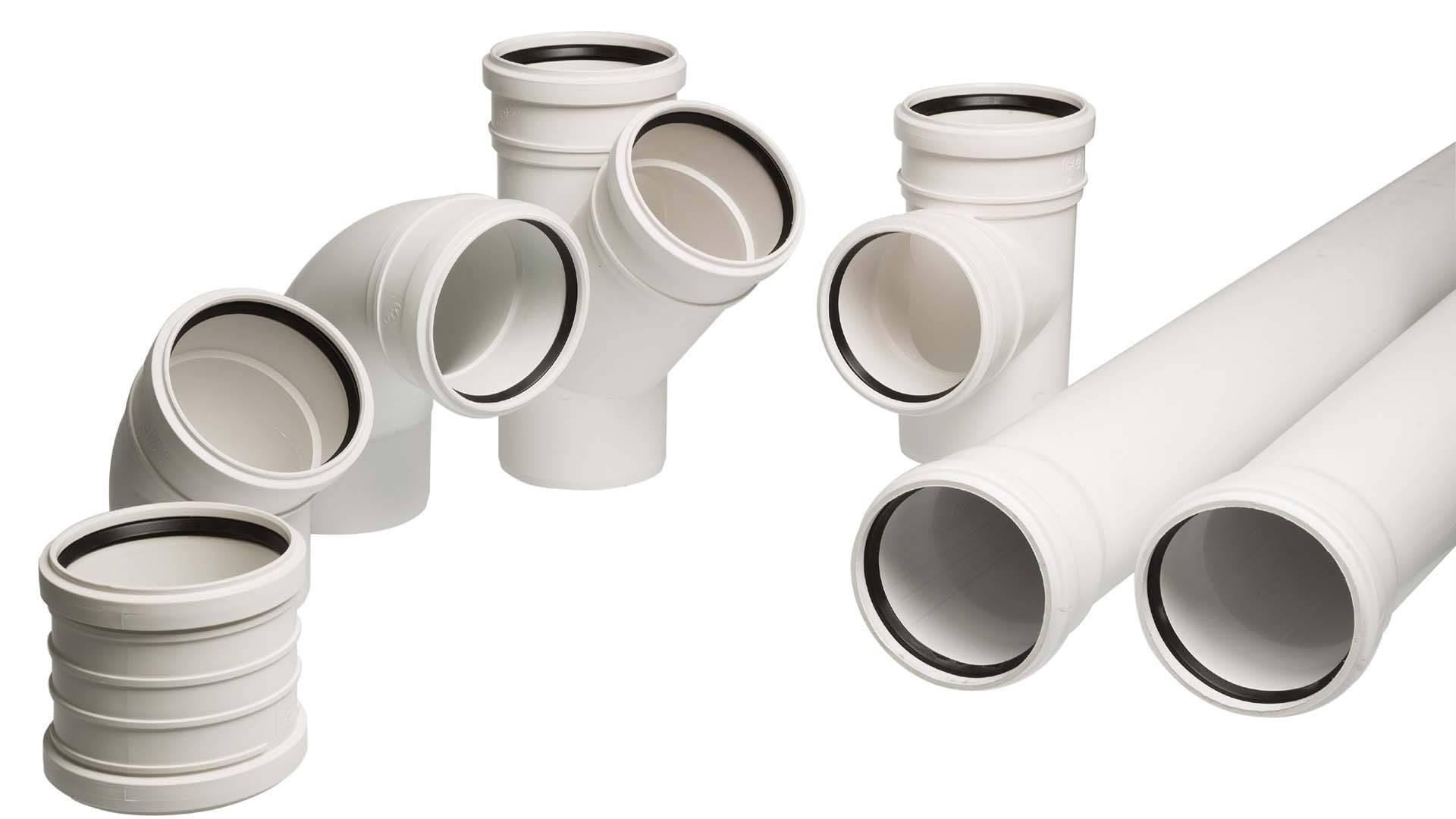 Бесшумные канализационные трубы redi phonoline | что выбрать