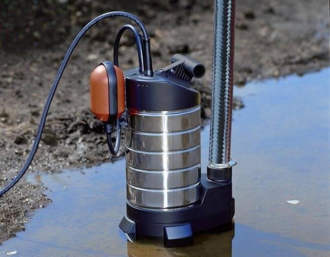 Выбираем погружные насосы для колодца и скважины из популярных типов