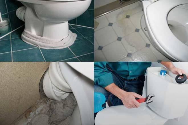 Течет унитаз после смыва: как устранить течь в унитазе, когда подтекает, как отремонтировать, если течет вода из-за кнопочного смыва, почему в унитазе постоянно бежит вода из бачка, почему протекает, что делать, как починить, чтобы не текла вода