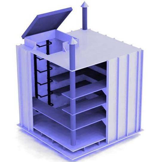 Что такое кессон в гараже и как его сделать? варианты погреба, создание вентиляции