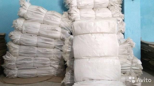 Мешки для строительного мусора: разновидности пакетов и правила выбора