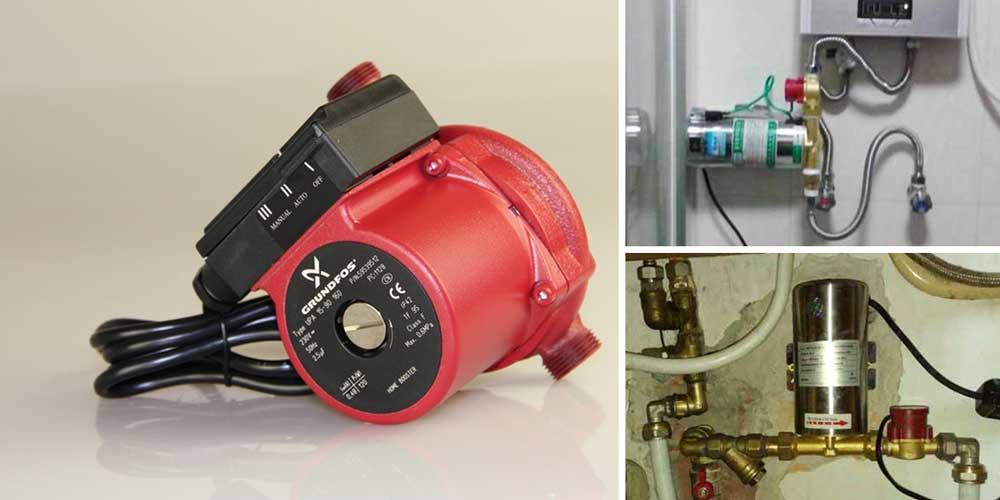 Насос для повышения давления воды в частном доме и в квартире: виды, принцип действия, подключение, обзор лучших моделей