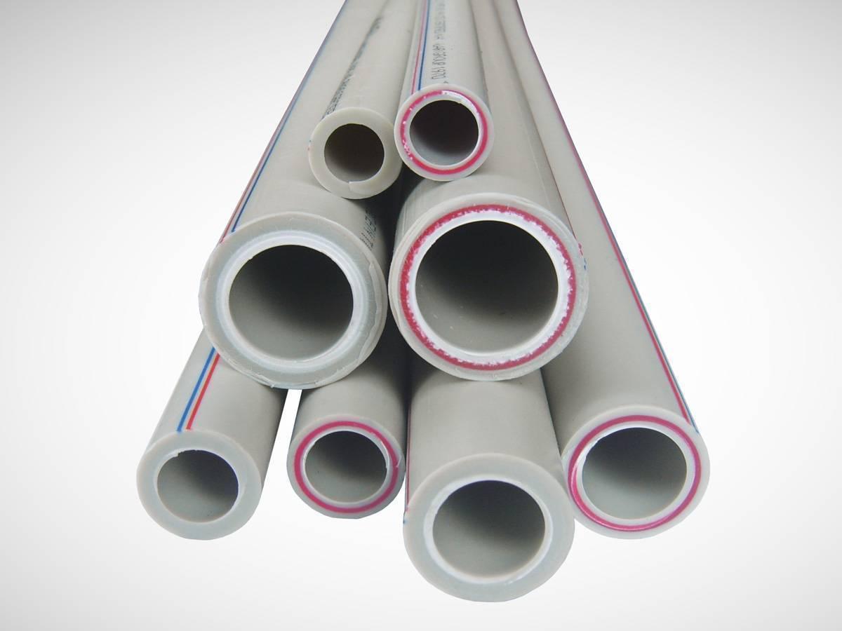 Размеры полипропиленовых (ппр) труб: диаметры и толщина стенок по госту