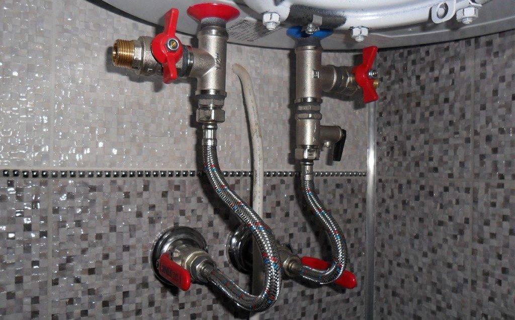 Схема подключения водонагревателя к водопроводу: как подключить накопительный бойлер в квартире, как правильно подсоединить