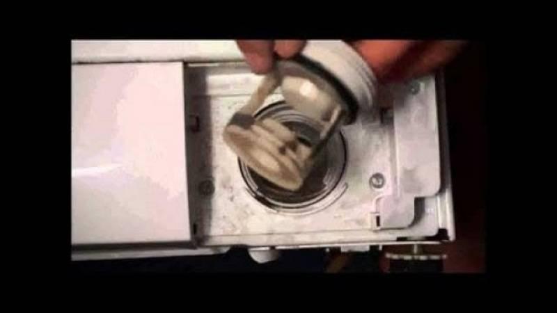 3 способа, как снять сливной фильтр на стиральной машине, если он не откручивается или не вытаскивается