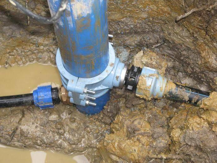 Врезка в водопровод под давлением, подключение в зависимости от виды труб, пошаговая инструкция