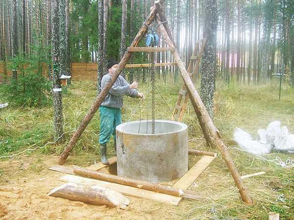 Как найти воду для колодца на участке: народные способы и научные методы