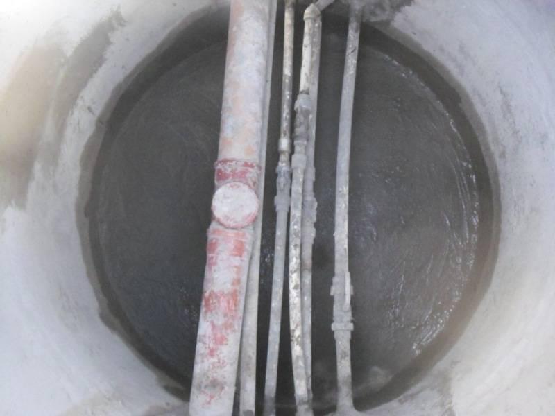 Гидроизоляция колодца из бетонных колец на мокрых грунтах