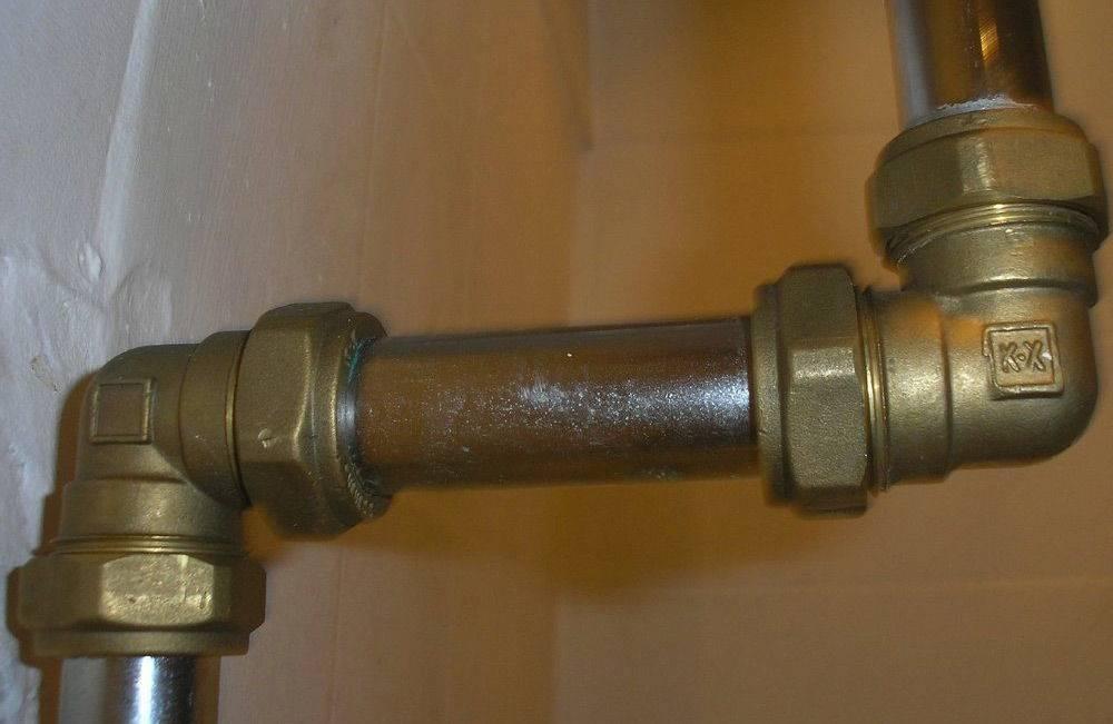 Способы соединения труб — сантехнические – раструбные и цанговые