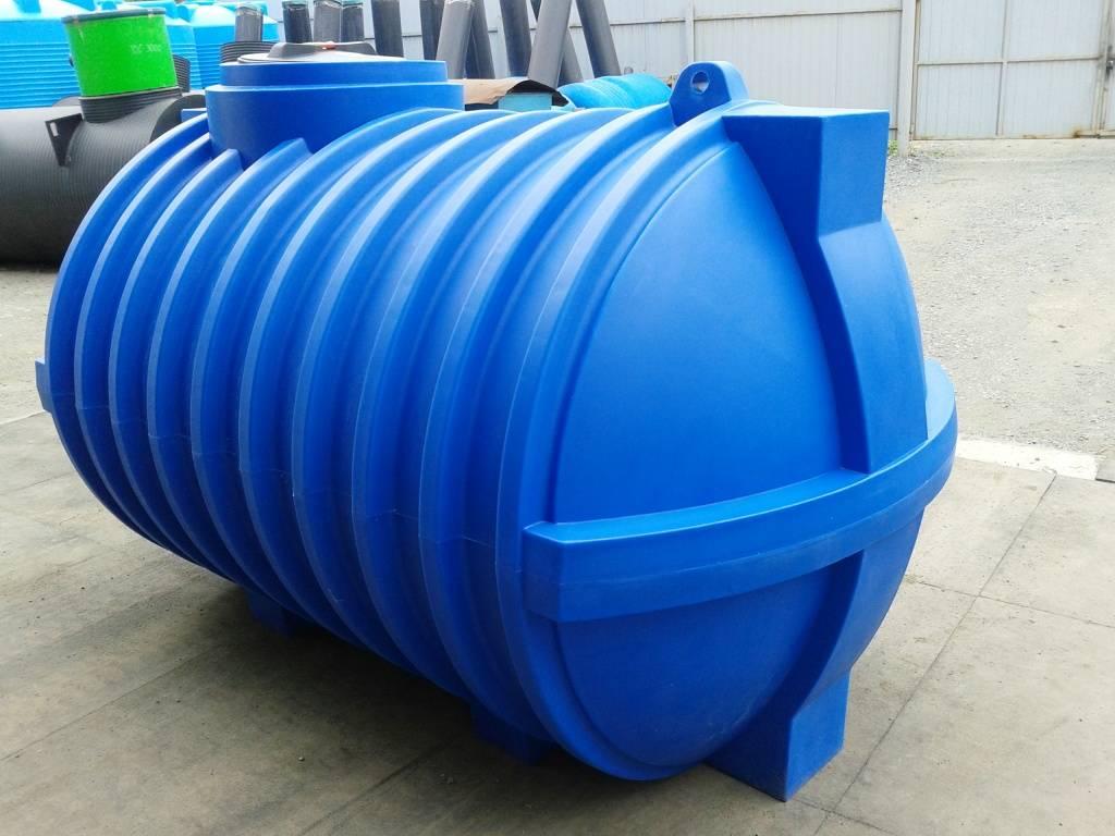Пластиковые емкости для септика - все о канализации