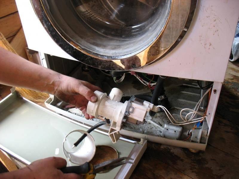 Как почистить фильтр в стиральной машине - инструкция с фото | рембыттех