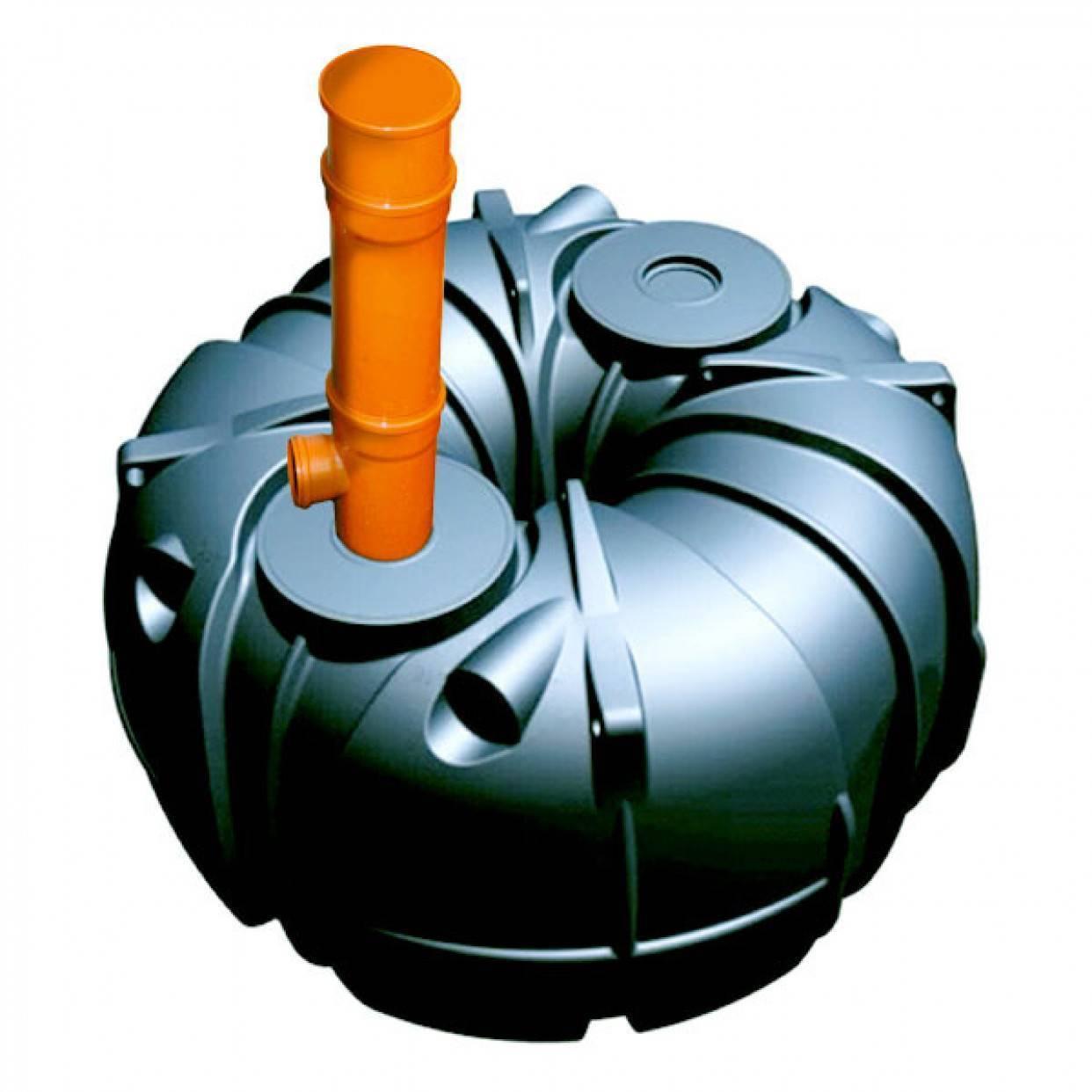 Пластиковая емкость для сточных вод, виды, особенности | септик клён официальный сайт производителя!