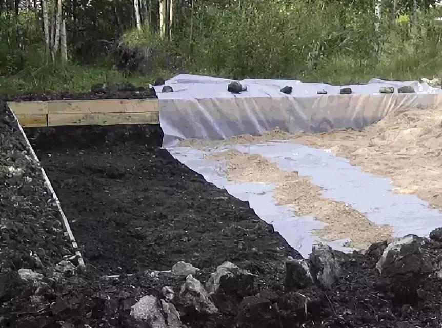 Геотекстиль – что это такое и где применяется | дела огородные (огород.ru)