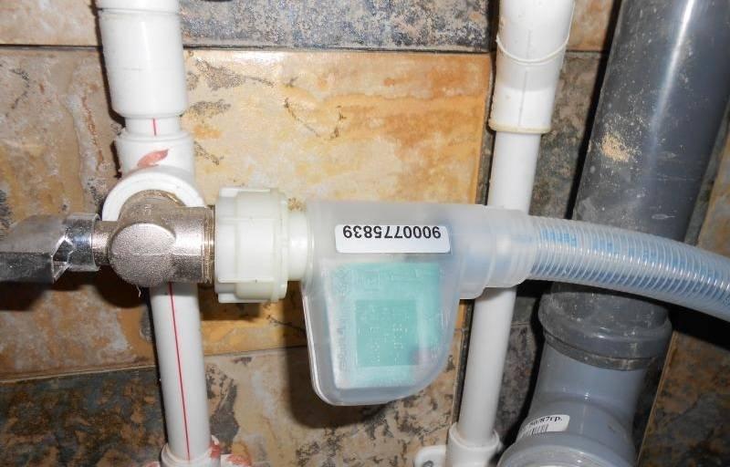 Замена, ремонт, удлинение водяного шланга любой стиральной машины