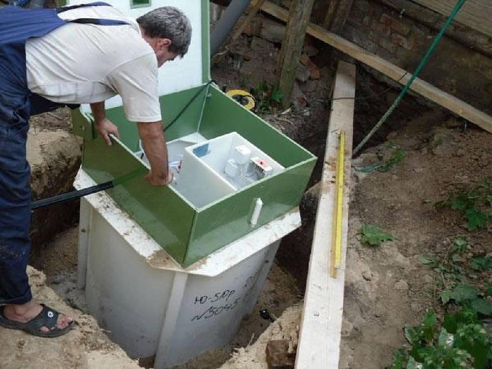 Септики юбас - все о канализации