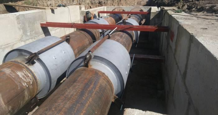 Компенсаторы для полипропиленовых труб отопления - средние цены и способы монтажа