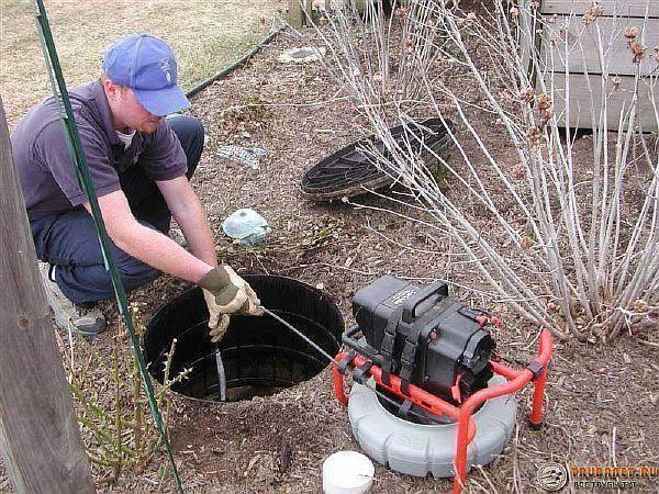 Способы откачки канализации в частном доме