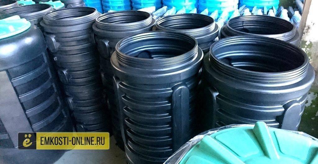 Пластиковые канализационные колодцы - какие бывают и для чего используются