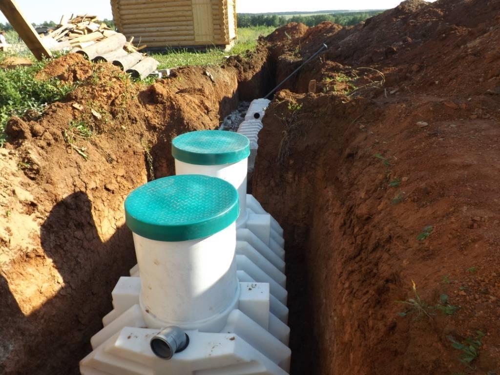 Бактерии для канализации: очистка стоков в частном доме