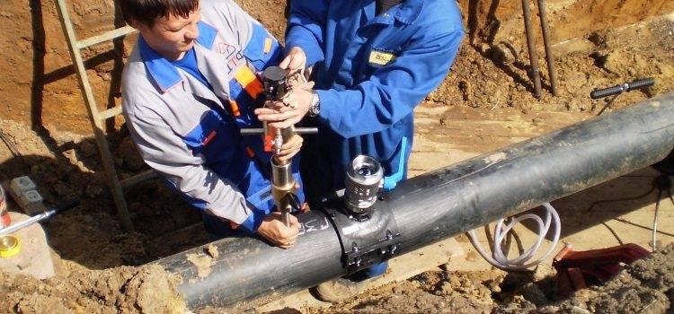 Как подключить частный дом к водоснабжению