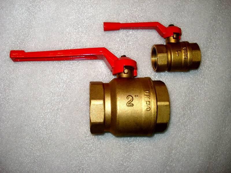 Муфтовый шаровый кран 11б27п1: устройство, характеристики, применение