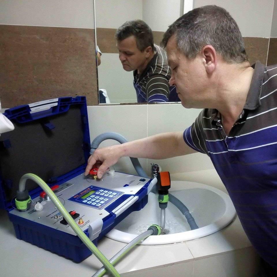 Методика и требования к проверке водяных счетчиков