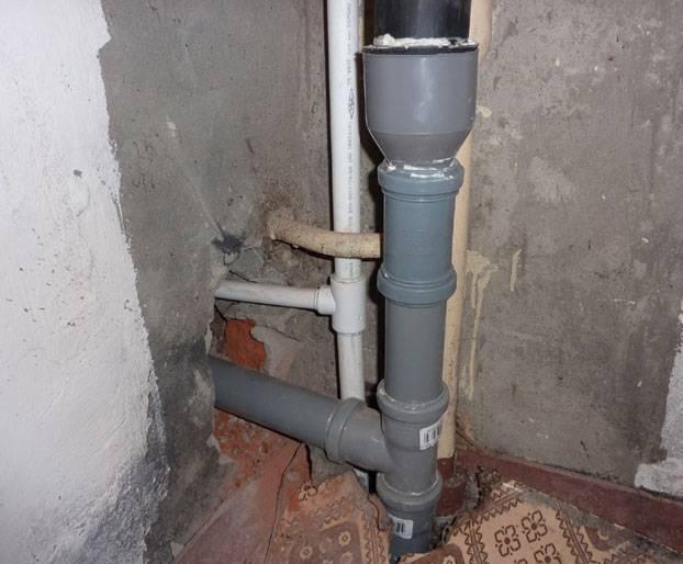 Как разобрать канализационные чугунные трубы: советы специалистов