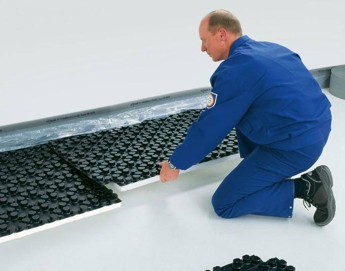 Как сделать водяной теплый пол своими руками
