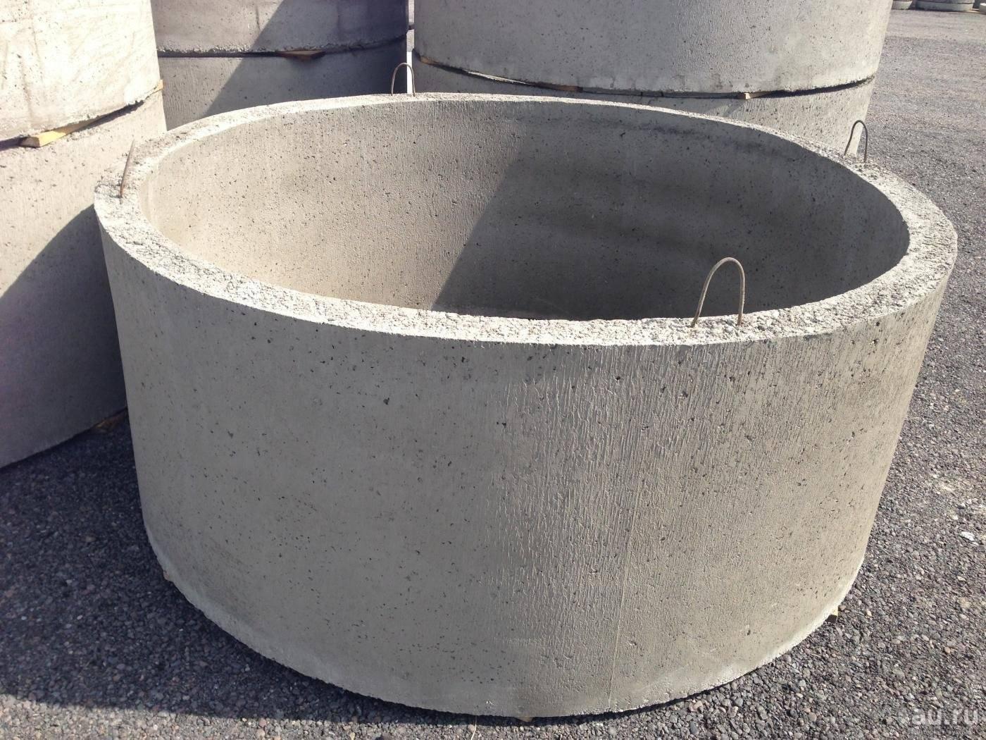 ????бетонные кольца для канализации: классификация и размеры, плюсы и минусы ж/б колец, этапы монтажа септика - блог о строительстве