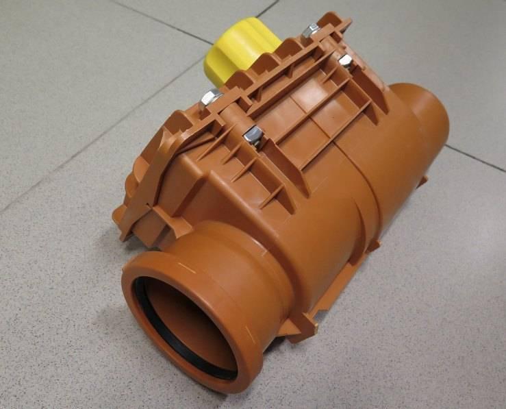Вакуумный клапан для систем канализации