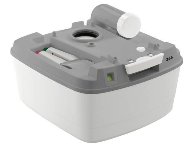 Thetford porta — модельный ряд семейных биотуалетов