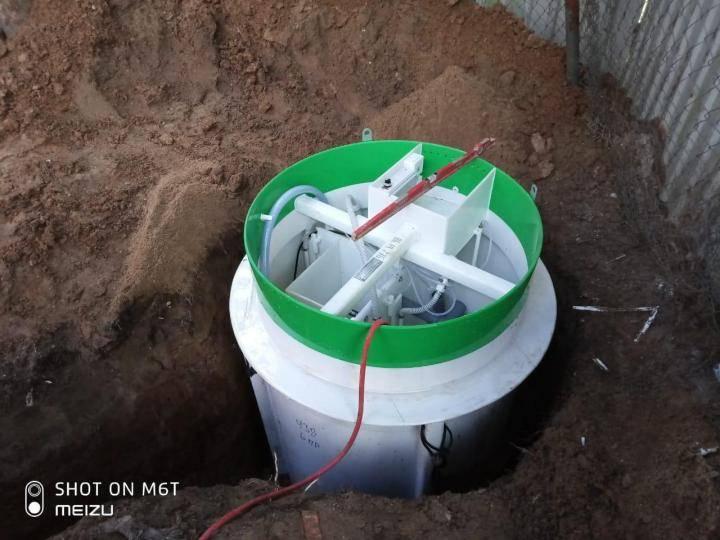 Септик тополь – автономная канализация без откачки для частного дома и целого поселка