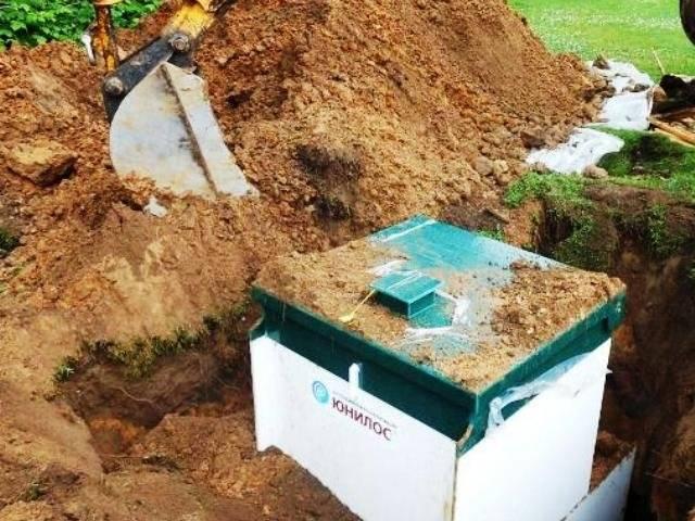 Септик, если глина: как обустроить канализацию | септик клён официальный сайт производителя!