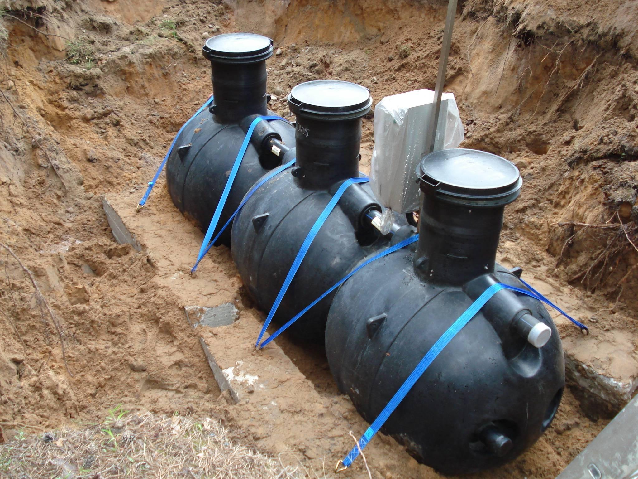Емкости для канализации: какие бывают пластиковые емкости для канализации, их преимущества и недостатки
