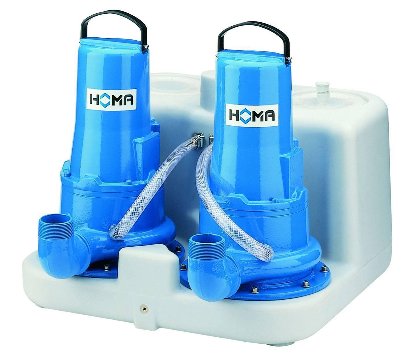 Выбираем погружной насос для канализации в частном доме