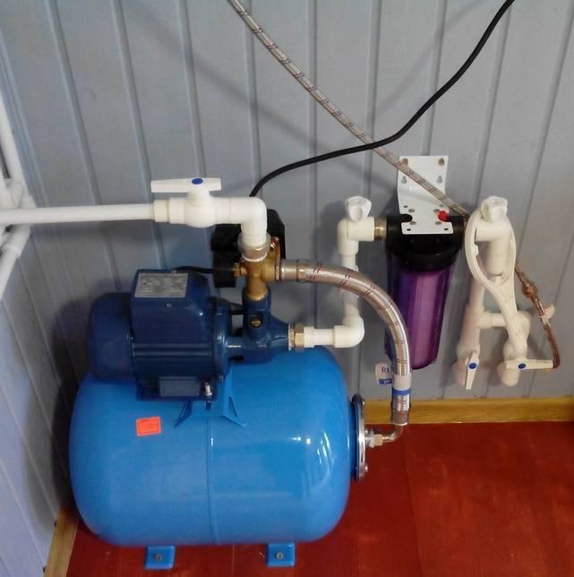 Насосы, применяемые в водоснабжении загородного дома