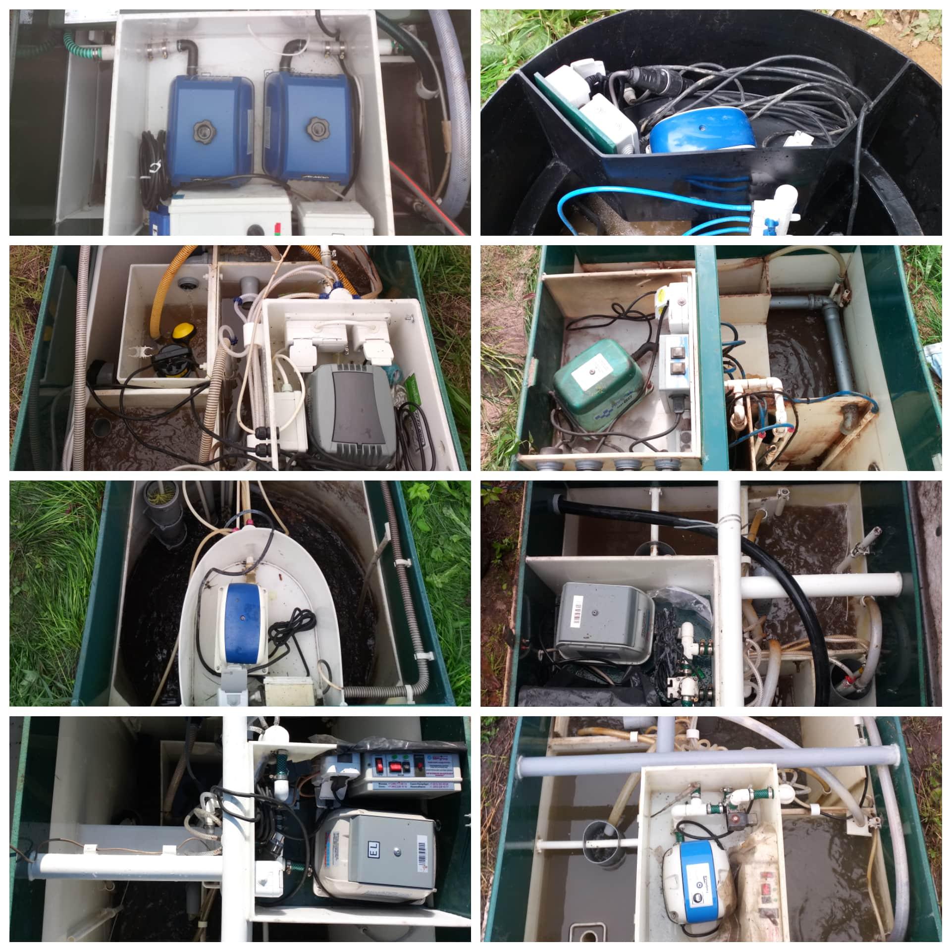 Компрессор для септика — назначение, как выбрать, установка и ремонт