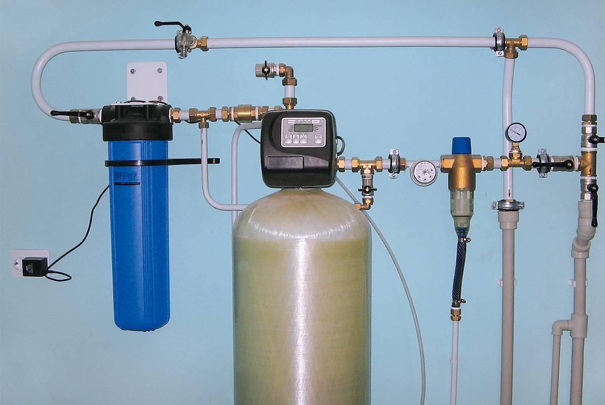 Очистка воды от железа из скважины – нормы, методы очистки, аэрационная установка своими руками