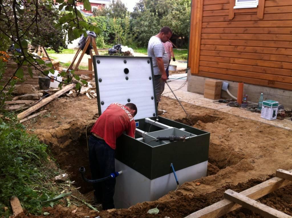 Как сделать канализацию на даче своими руками?