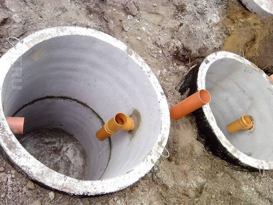 Выгребная яма своими руками из покрышек: как сделать